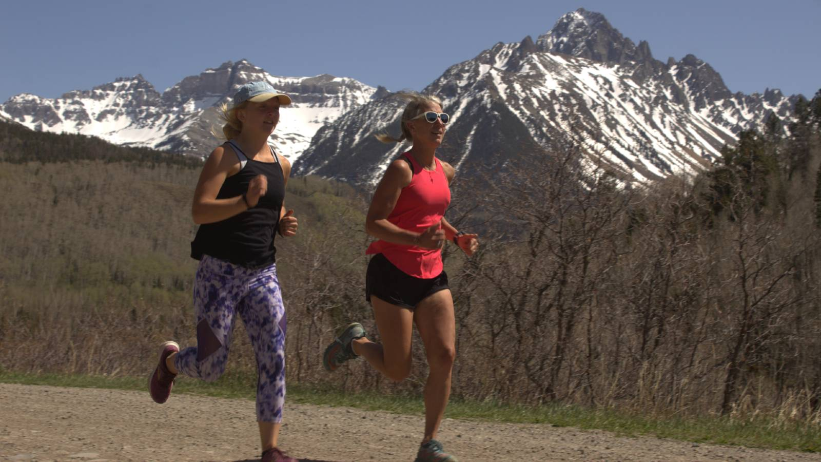 Run Hut Run – Summer Running Programs and Retreats